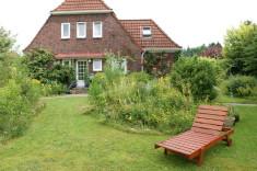 Blühender Windschutz für Terrasse
