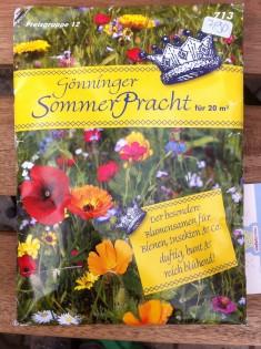 Gönninger SommerPracht und Mössinger Singvogelpracht gepflanzt.