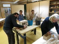 Nisthilfen-Workshop am 4. März