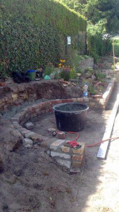 Die ersten Ergebnisse motivierten immer mehr Gartenfreunde zum Mitmachen.