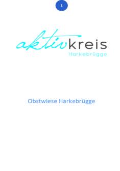 Obstwiese Harkebrügge