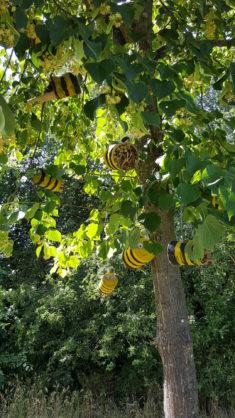 Unser Bienenbaum