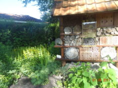 Bienenhotel heute