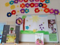 Wildbienen Projekt Plakat