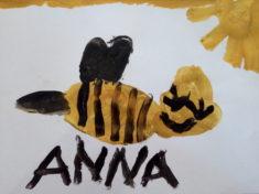 Wildbiene von Anna…