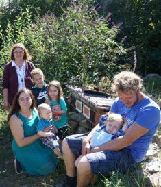 Wildbienenhotel bauen im Hortus Fenestram