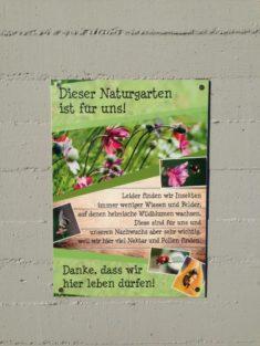 Lebensraum Naturgarten