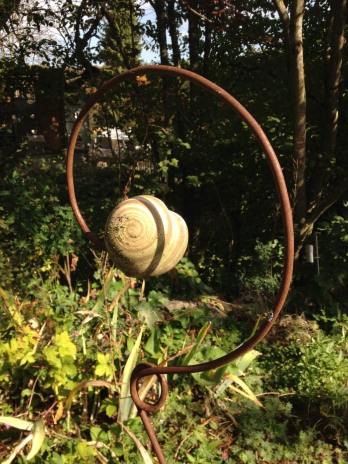 Abschluss Naturgarten Hotzenwald: Kunst im Herbst